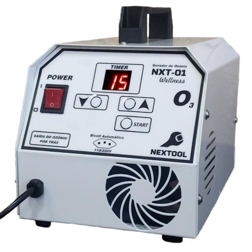 Gerador de Ozônio NXT-01 Wellness